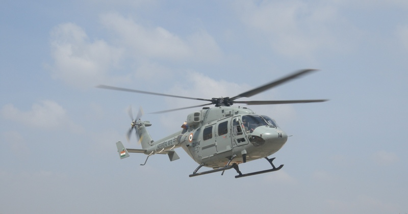 Advanced Light Helicopter (ALH Dhruv)