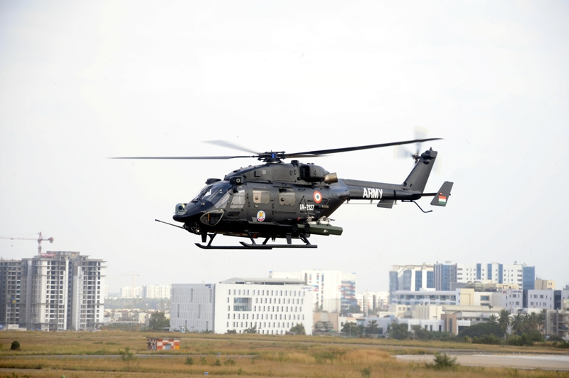 Advanced Light Helicopter (ALH Rudra)