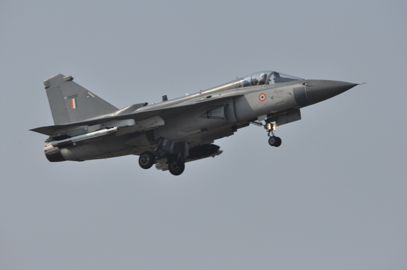 Light Combat Aircraft (LCA) - Tejas_2