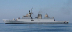 Anti-submarine Warfare (ASW) Corvette made by GRSE