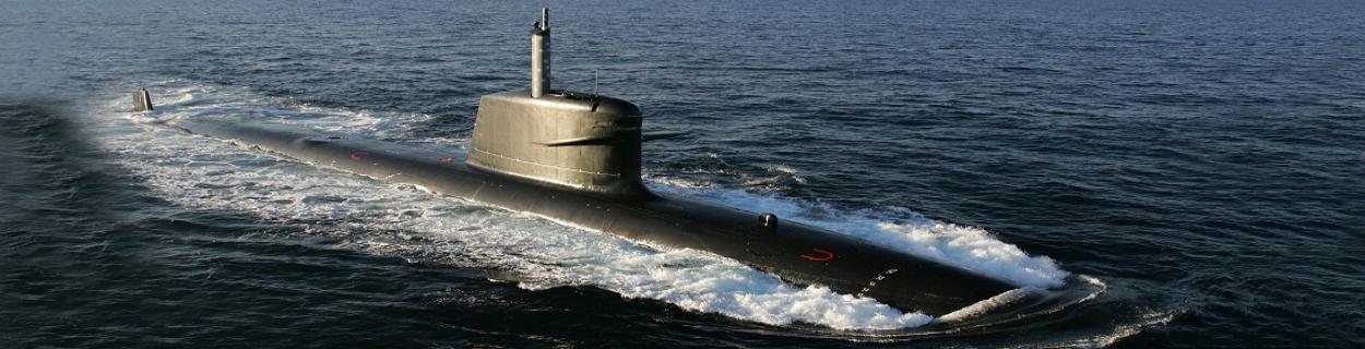 INS Kalvari Scorpene Submarine