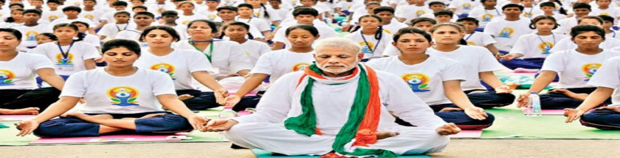 International Yoga Day 21 June 2019