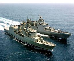 Naval- Frigate GRSE