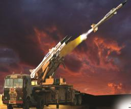Missile systems - Akash